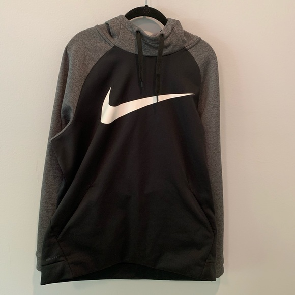 "c36f193e79 Men's Nike Dri-Fit ""Big Swoosh"" Hoodie Pullover"